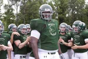 Quentin Aaron in The Blind Side