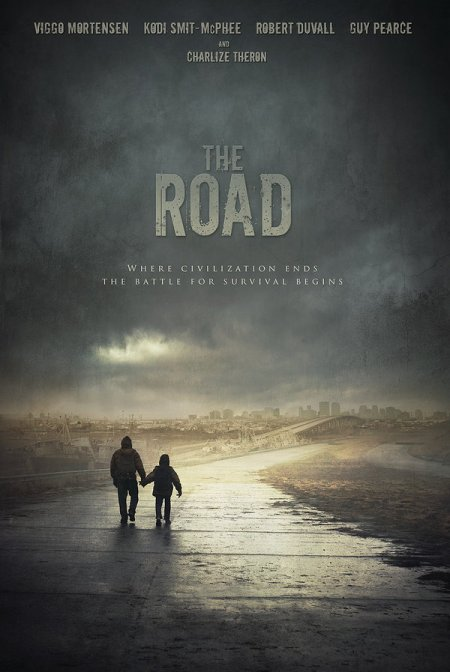 The Road Poster