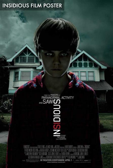 Insidious Film Poster